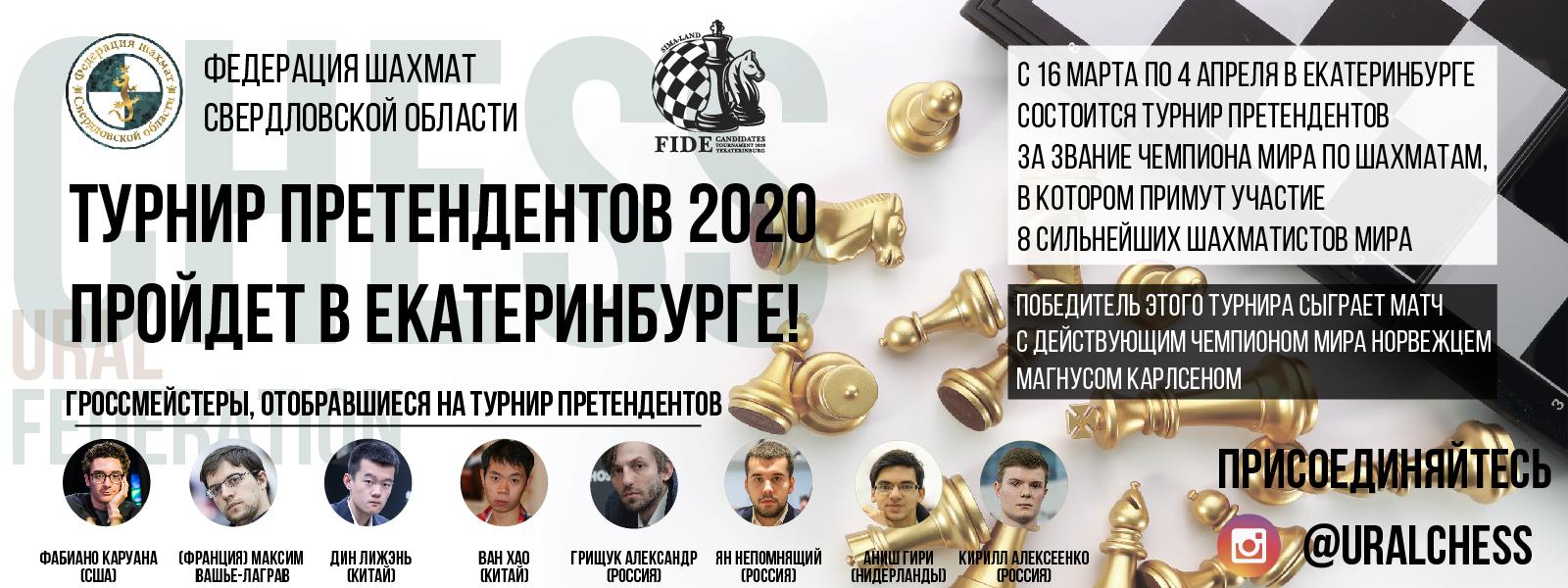 Candidates tournament