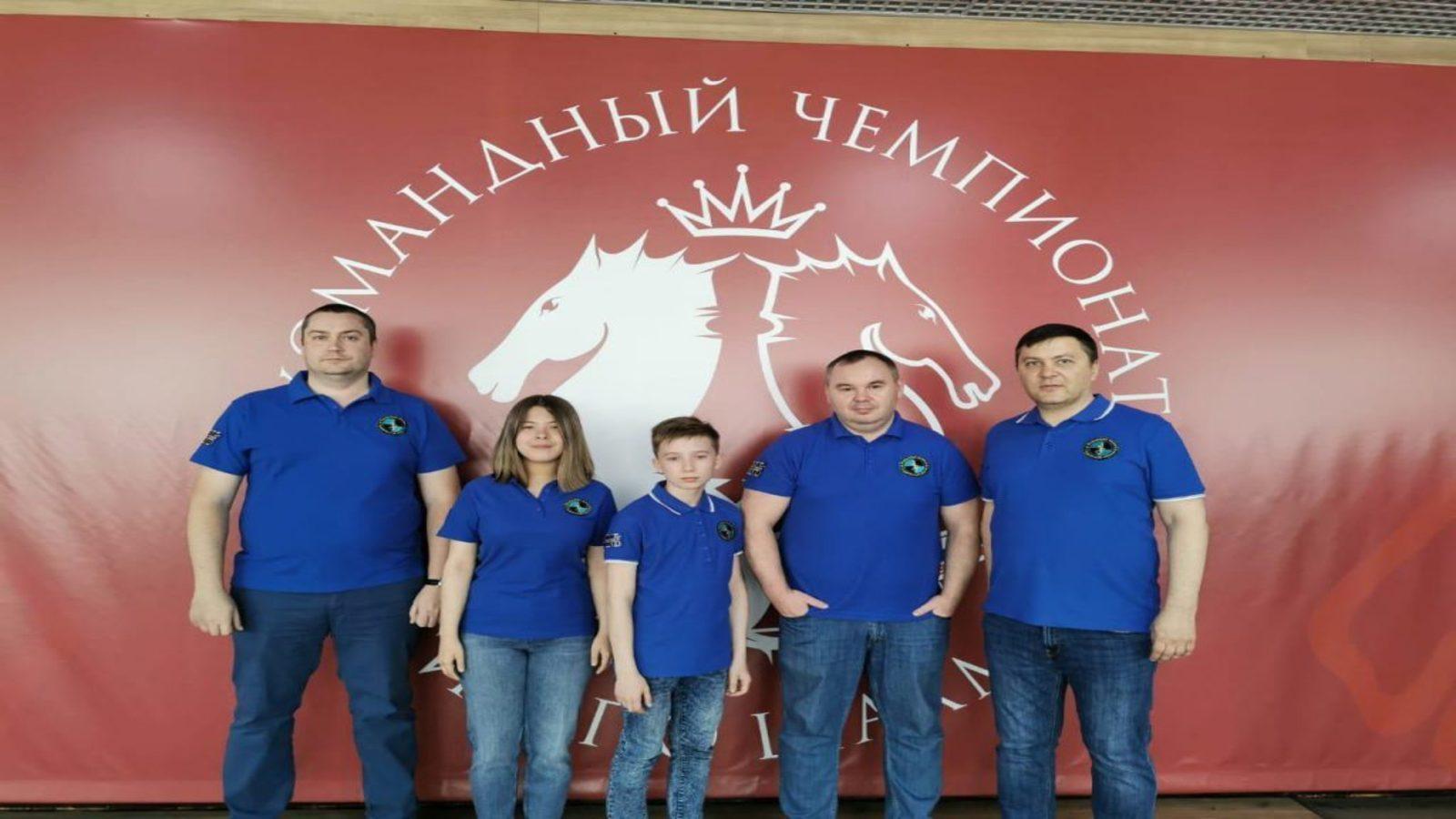 Командный чемпионат России Сочи 1-11 мая